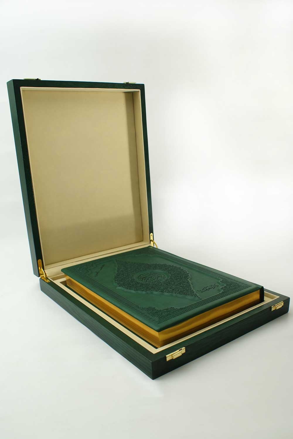 Tajweed Quran Elegant wooden Box