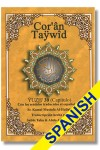 Amma Part from Tajweed Quran - with Meanings Translation and Transliteration - in Spanish