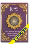 Amma Part from Tajweed Quran - with Meanings Translation and Transliteration - in Turkish
